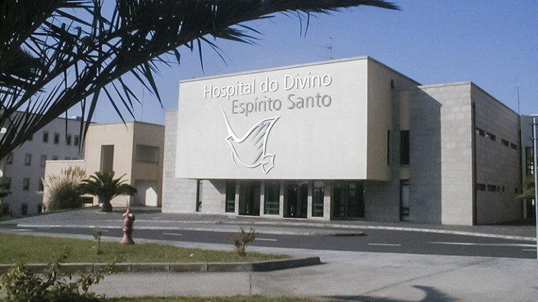 Hospital Divino Espírito Santo em S. Miguel