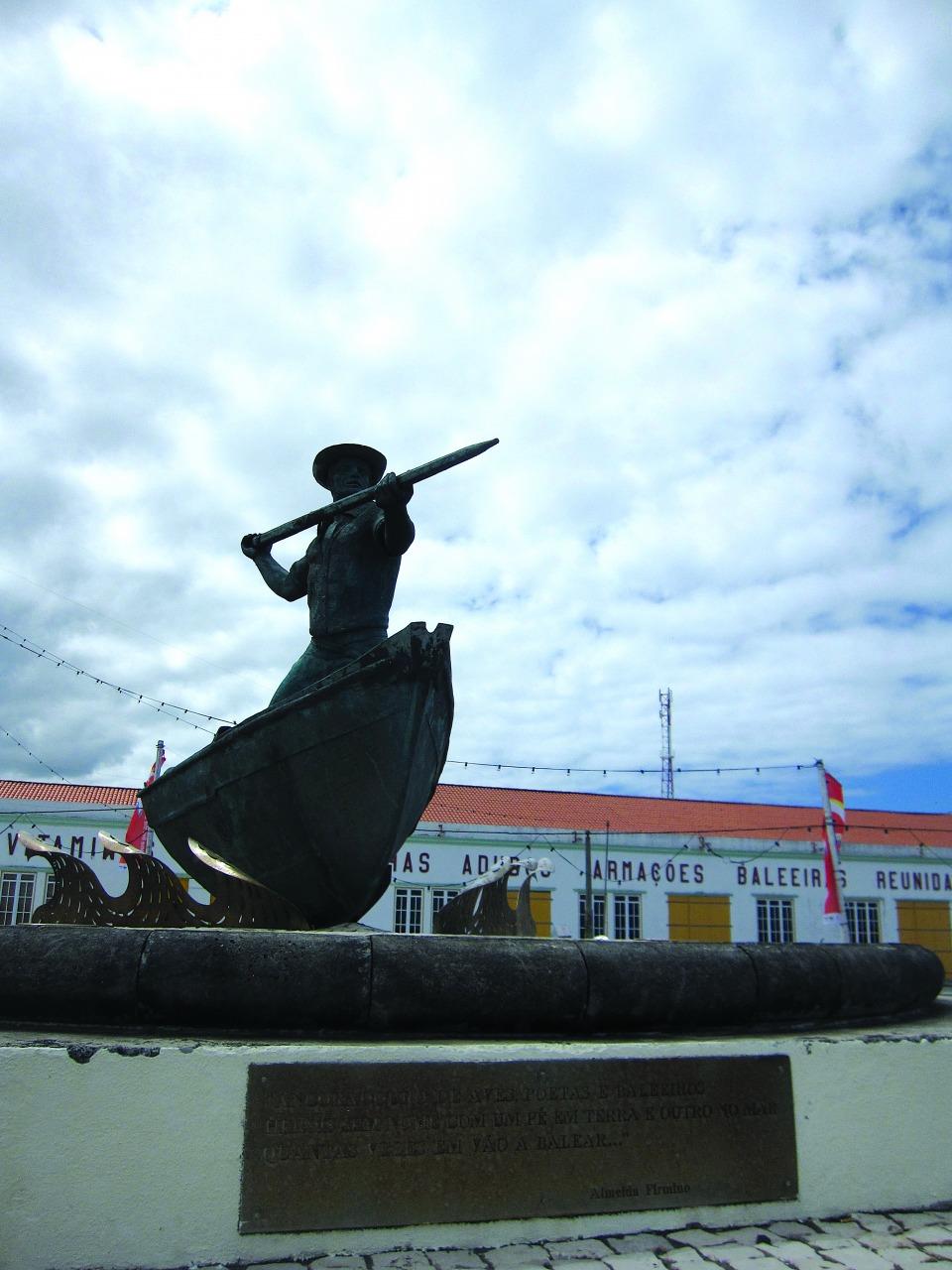Museu e baleeiro