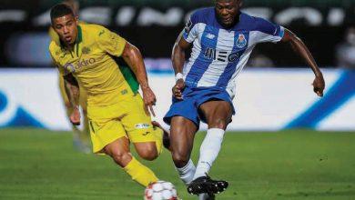 Milénio Stadium - F. C. Porto vence Paços de Ferreira e aumenta distância na liderança