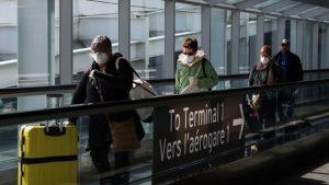 No arrests, few fines under Canada's federal quarantine laws-Milenio Stadium-Canada