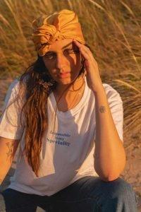 Roupa ecológica, gota a gota-tshirt-lifestyle-mileniostadium