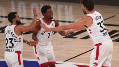 Defending NBA champion Raptors claw out victory over Nets, Jazz win - MILENIO STADIUM - TORONTO (1)