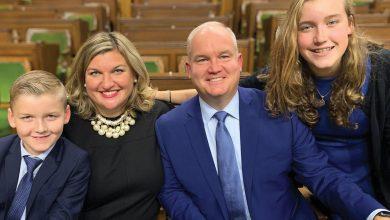 Erin O'Toole é o novo líder dos Conservadores - Milenio Stadium - Toronto