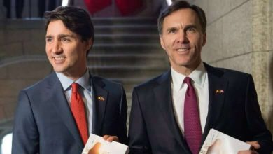 Minister of Finance Bill Morneau-Milenio Stadium-Canada