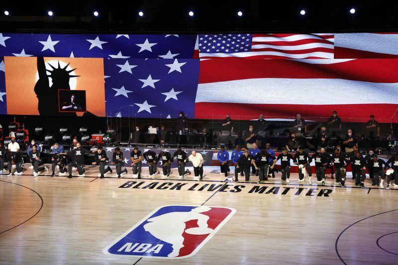 NBA adia mais três jogos após protestos por Blake - Milenio Stadium - EUA