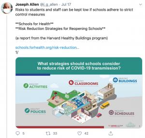 School outbreaks of COVID-19 will happen-twitter-canada-mileniostadium