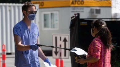 Sunnybrook hospital declares COVID-19 outbreak-Milenio Stadium-GTA