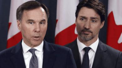 Trudeau mantém confiança - MILENIO STADIUM - CANADA