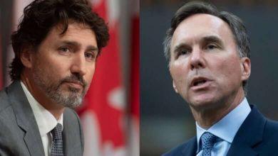 Trudeau says Morneau has his 'full support'-Milenio Stadium-Canada