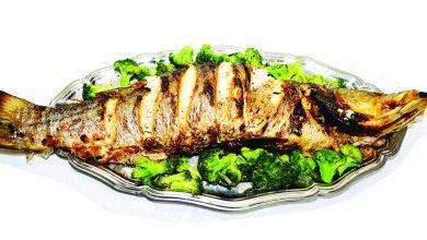 Robalo recheado assado no forno-culinariarosa-mileniostadium