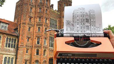 art typewriter - -mileniostadium-toronto