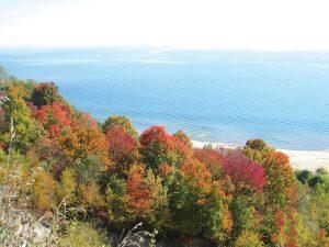 """Bluffs"""" no outono-canada-mileniostadium"""