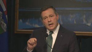 Alberta premier says federal throne speech stomps into provincial jurisdiction-Milenio Stadium-Canada