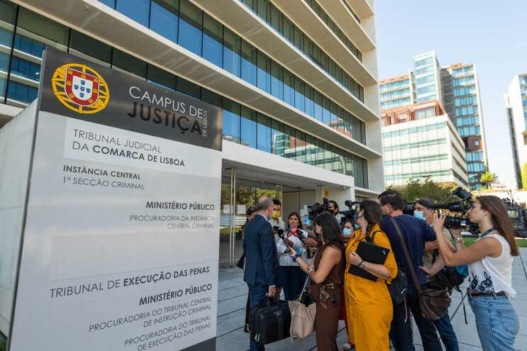 """Alegado jiadista português confrontado com escuta: """"Foste para a zona da matança"""""""