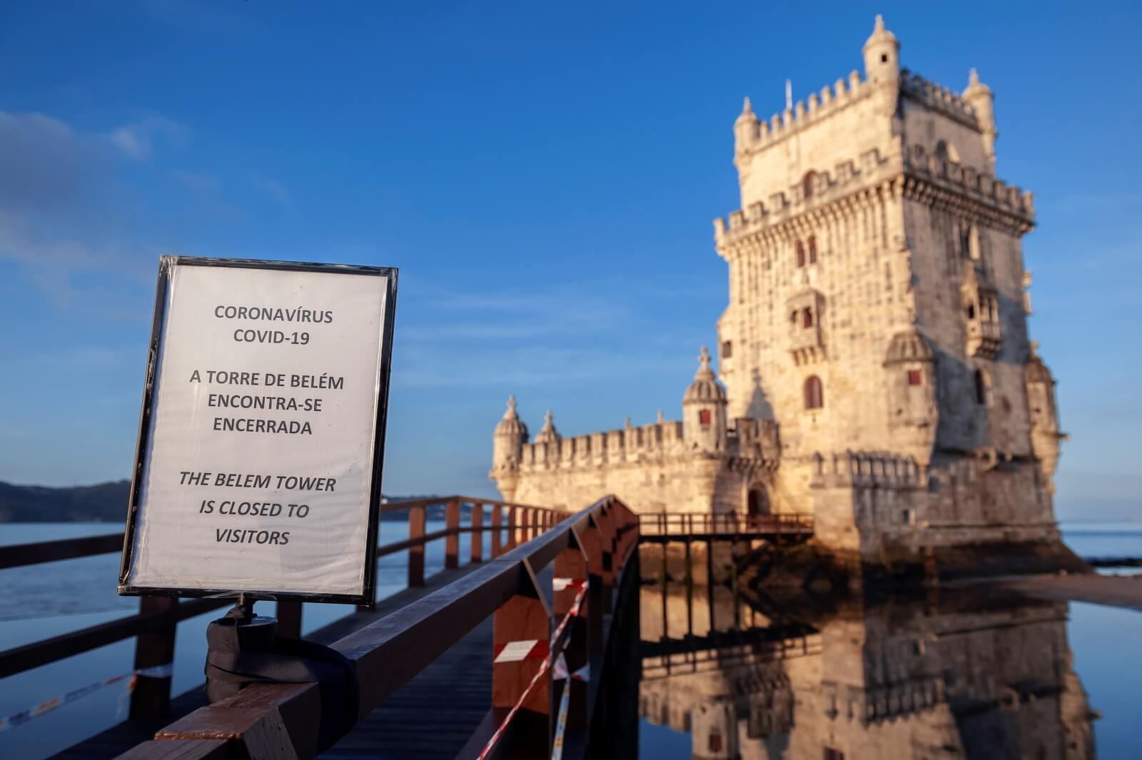 Diário de uma pandemia - Marcos Sobral - Portugal