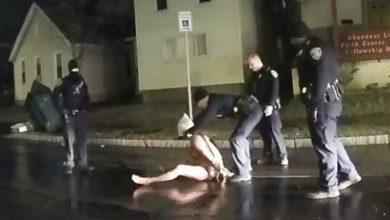 Mais um caso. Divulgadas imagens de homem negro que morreu asfixiado por polícias - milenio stadium - eua