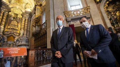 """Marcelo pede """"consenso político"""" que evite chumbo do Orçamento"""