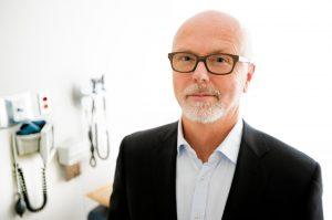 Michael Gardam, an infectious disease physician-Milenio Stadium-Canada