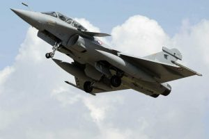 Avião militar ultrapassou a barreira do som-frança-mileniostadium