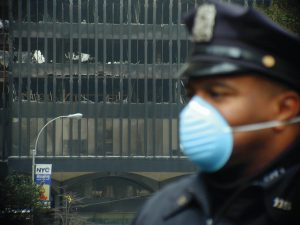 O 19.º aniversário do 11 de setembro-ny-mileniostadium