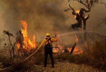 California wildfire threatens over 1,000 homes-us-mileniostadium