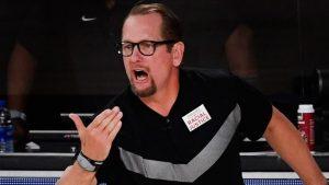 Raptors sign NBA coach of the year-toronto-mileniostadium