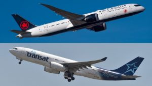 Air Canada agrees to still take over Air Transat, but for much lower price-Milenio Stadium-Canada