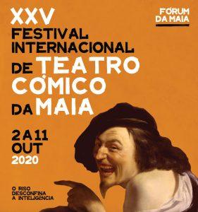 Festival Internacional de Teatro Cómico da Maia-portugal-mileniostadium