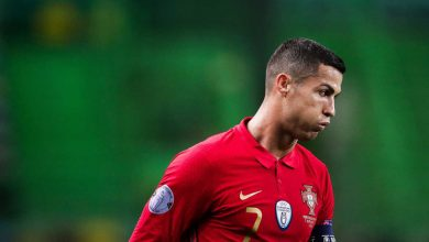 Cristiano Ronaldo tem covid-19