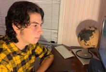 Isaac Rosenberg is a student from Grade 12-Milenio Stadium-Ontario