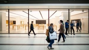 Mall real estate company collected 5 million images of shoppers, say privacy watchdogs-Milenio Stadium-Canada