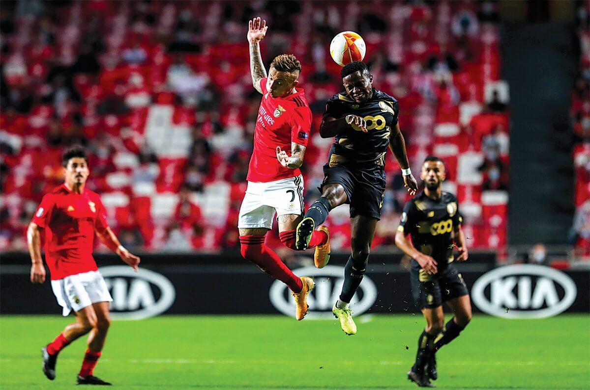 Milenio Stadium - Liga Europa - Benfica