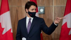 Trudeau says pandemic 'sucks' as COVID-19 compliance slips and cases spike-Milenio Stadium-Canada