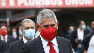 Vieira reeleito em votação-portugal-mileniostadium