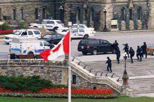 2014 Parliament Hill shooting-Miolenio Stadium-Canada