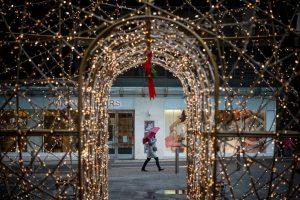 Christmas lights-Milenio Stadium-Canada