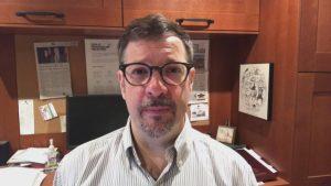 Infection control epidemiologist Colin Furness-Milenio Stadium-Canada