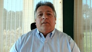 Noubar Afeyan, co-founder and chairman of Moderna-Milenio Stadium-Canada