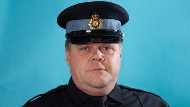 OPP officer killed in line of duty on Manitoulin Island-Milenio Stadium-Canada