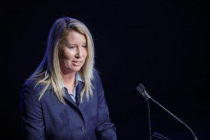 Sarah Davis, Loblaw's president