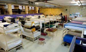 Shelter-Milenio Stadium-Ontario