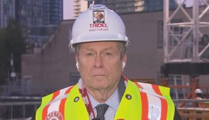 Toronto Mayor John Tory-Milenio Stadium-Ontario
