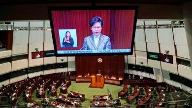 Hong Kong leader says restoring-china-mileniostadium