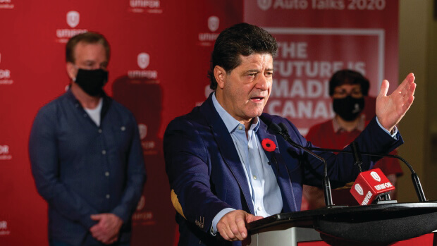 milenio stadium - canada - Unifor e General Motors chegam a acordo
