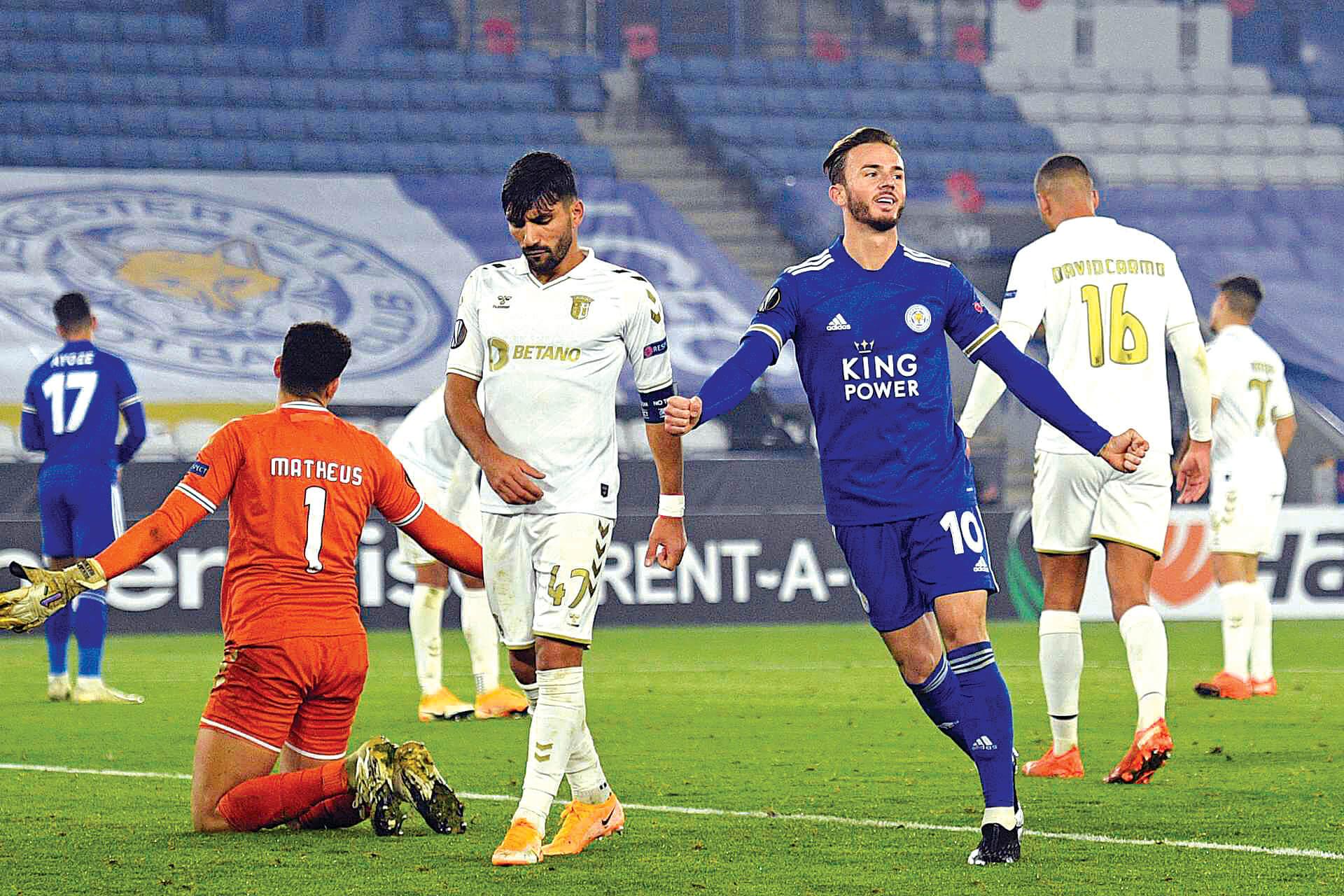 milenio stadium - futebol - braga liga europa