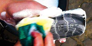 Lavar o telemóvel-mundo=mileniostadium