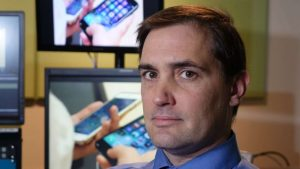 A senior RCMP intelligence analyst at the Canadian Anti-Fraud Centre-Milenio Stadium-Ontario