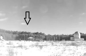 An image from Western University's observatory security camera-Milenio Stadium-Ontario