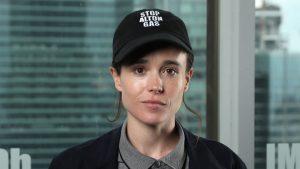 Canadian actor Elliot Page shares he is transgender-Milenio Stadium-Canada