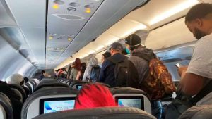 Dozens of airline passengers in Canada hit with fines, warning letters for refusing to wear a mask-Milenio Stadium-Canada